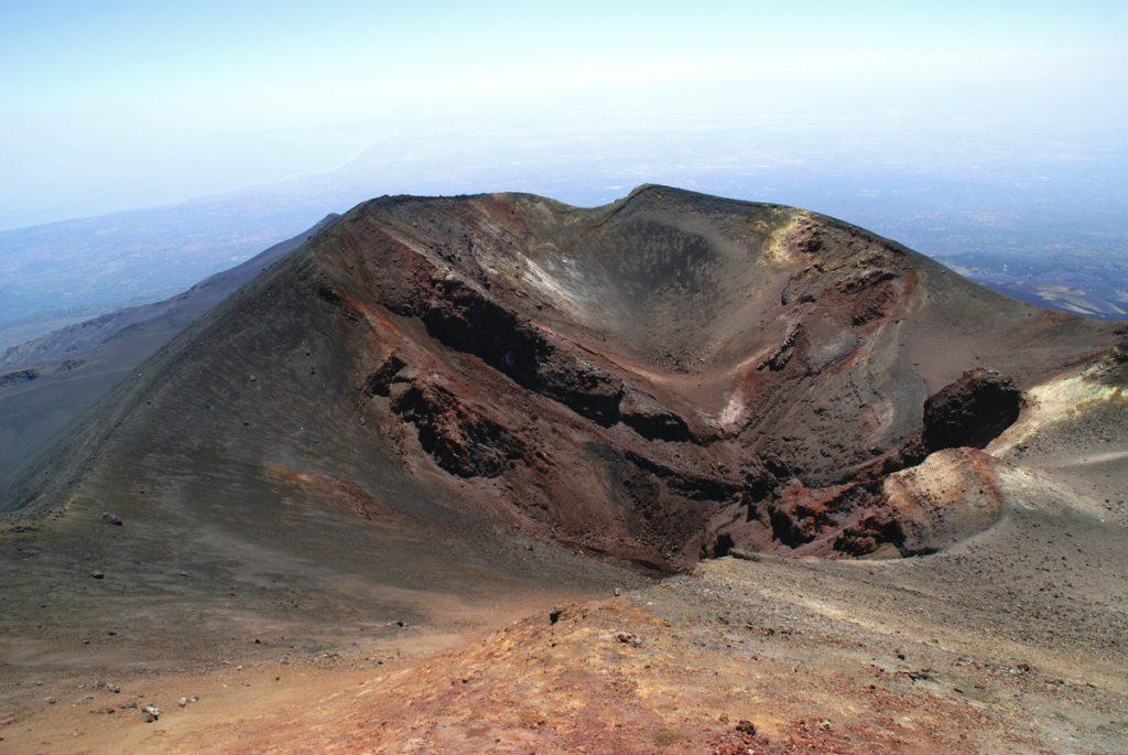 Things to do in Sicily - climb Etna Volcano