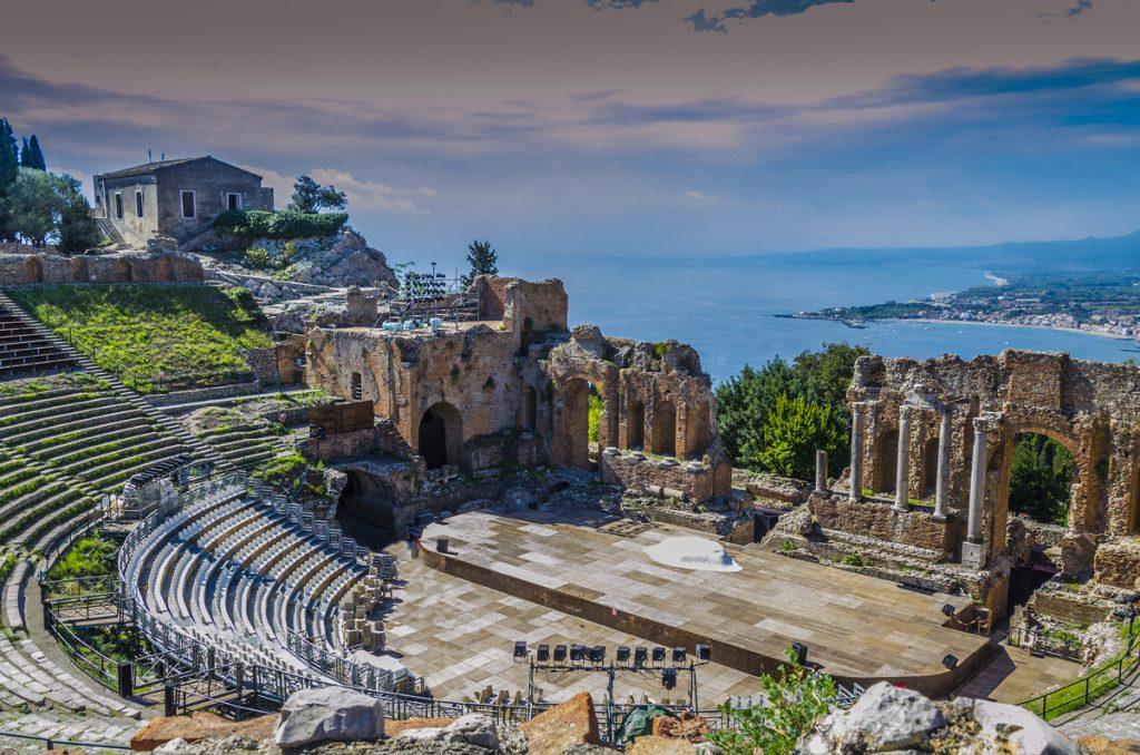 Things to do in Sicily - Visit Greek Theatre