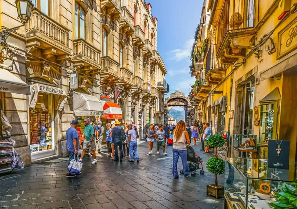 Things to do in Sicily - Visit Taormina